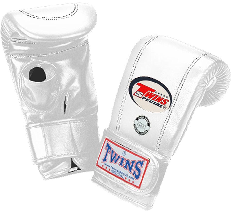 "TWINS Sandsack / Trainings-Handschuhe, ""Standard"", Klettverschluss, Leder"