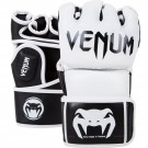 "Venum ""Undisputed"" MMA Handschuhe - Eis - Nappa Leder"