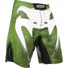 "Venum ""Amazonia 4.0"" Kampf Shorts - Green Viper"