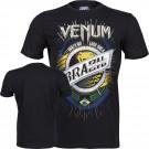 "Venum ""Keep Rolling"" T-shirt - Schwarz"