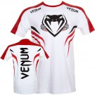 "Venum ""Shockwave 2"" T-shirt - Eis/Rot"