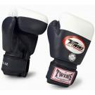 """TWINS Amateur Boxhandschuhe, """"Standard"""", Amateur-Wettkampf-Eignung, Klettverschluss, Leder"""