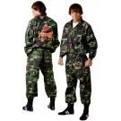 "TWINS Trainingsanzug, ""Standard"", Satin"