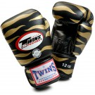 "TWINS Boxhandschuhe Tiger, ""Tiger"", Klettverschluss, Leder"