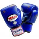"""TWINS Boxhandschuhe, """"Spinne"""", Klettverschluss, Leder"""
