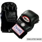 """TWINS MMA Handschuhe, """"Standard"""", Klettverschluss, Leder"""