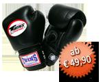 Twins Boxhandschuhe für Kickboxen, Boxen und Kampfsport