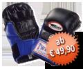 TWINS MMA Handschuhe, Klettverschluss, aus Leder
