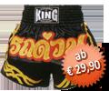 Muay Thai Shorts von KING