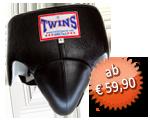 TWINS Tiefschutz, Standard, integrierten Unterleibsschutz, Schnürung, hard shell
